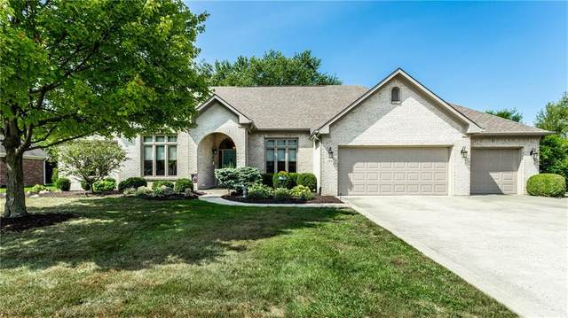 1184 Forest Commons Drive, Avon, IN 46123 (MLS #21737913) :: Dean Wagner Realtors