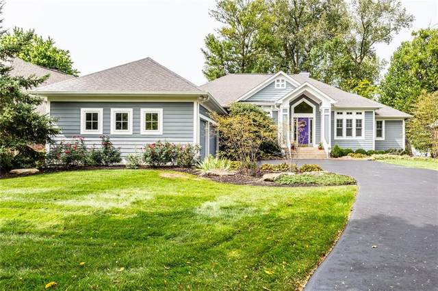 5732 E Fall Creek Parkway N Drive, Indianapolis, IN 46226 (MLS #21737927) :: Anthony Robinson & AMR Real Estate Group LLC