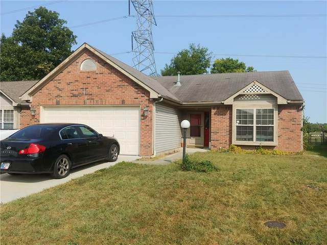 2301 Rolling Oak Drive, Indianapolis, IN 46214 (MLS #21737930) :: Mike Price Realty Team - RE/MAX Centerstone