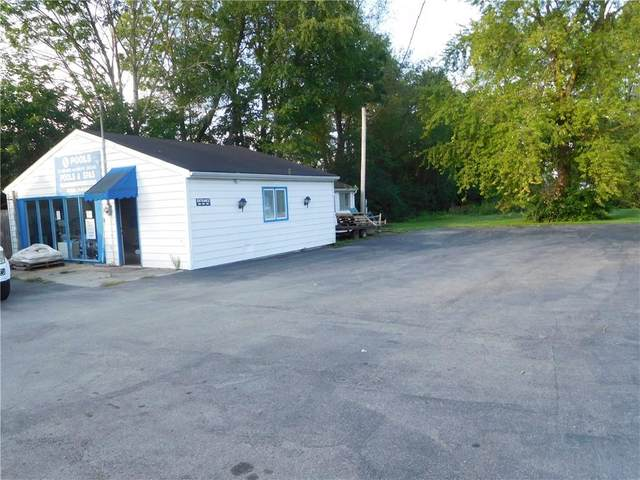 4841 State Road 32 E, Chesterfield, IN 46017 (MLS #21737943) :: Heard Real Estate Team | eXp Realty, LLC