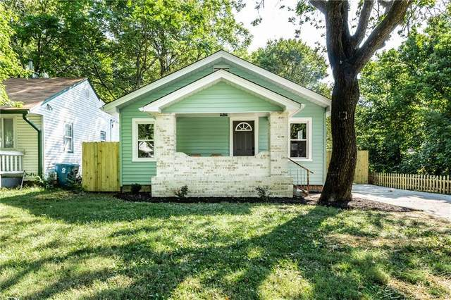 4243 Norwaldo Avenue, Indianapolis, IN 46205 (MLS #21737947) :: Mike Price Realty Team - RE/MAX Centerstone