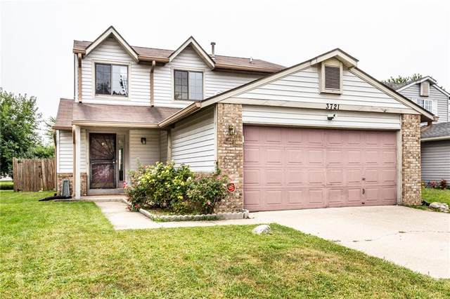3721 Sofia Place, Indianapolis, IN 46228 (MLS #21737950) :: Mike Price Realty Team - RE/MAX Centerstone