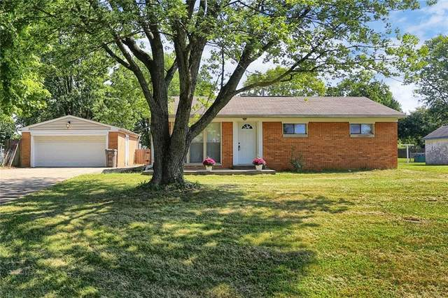3723 S Dearborn Street, Indianapolis, IN 46237 (MLS #21737967) :: The ORR Home Selling Team