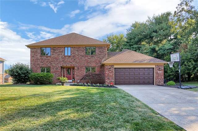 4305 Moss Creek Boulevard, Indianapolis, IN 46237 (MLS #21737971) :: Heard Real Estate Team | eXp Realty, LLC