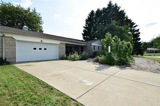 901 Chapel Hill West Drive, Indianapolis, IN 46214 (MLS #21737980) :: Mike Price Realty Team - RE/MAX Centerstone