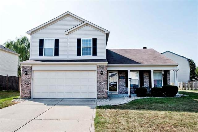 4391 Teakwood Lane, Greenwood, IN 46143 (MLS #21737981) :: Dean Wagner Realtors