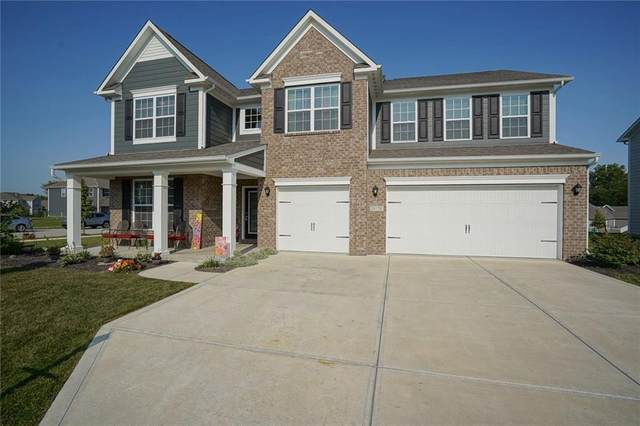 10158 Pepper Tree Lane, Noblesville, IN 46060 (MLS #21737983) :: Richwine Elite Group