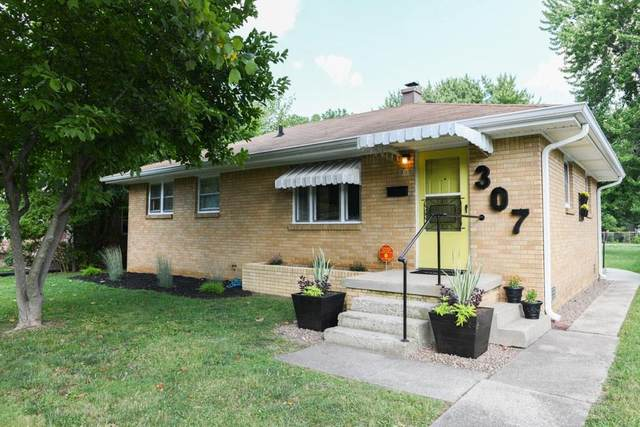 307 N Fenton Avenue, Indianapolis, IN 46219 (MLS #21737989) :: Anthony Robinson & AMR Real Estate Group LLC