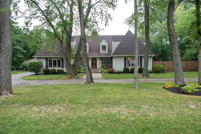 2000 E 109th St, Carmel, IN 46280 (MLS #21738003) :: Mike Price Realty Team - RE/MAX Centerstone