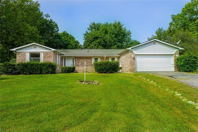 10763 N Blue River, Morristown, IN 46161 (MLS #21738006) :: The ORR Home Selling Team