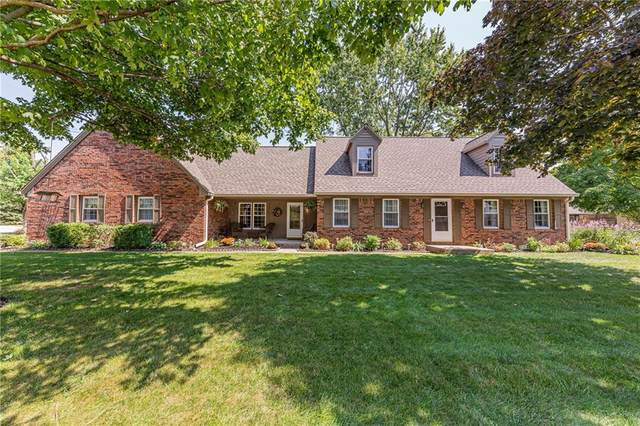 1111 Morningside Drive, Lebanon, IN 46052 (MLS #21738027) :: Mike Price Realty Team - RE/MAX Centerstone
