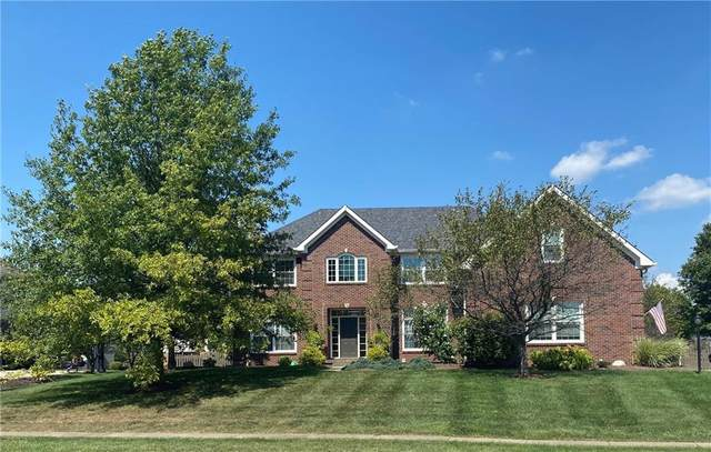 5762 Hornbill Place, Carmel, IN 46033 (MLS #21738028) :: Mike Price Realty Team - RE/MAX Centerstone