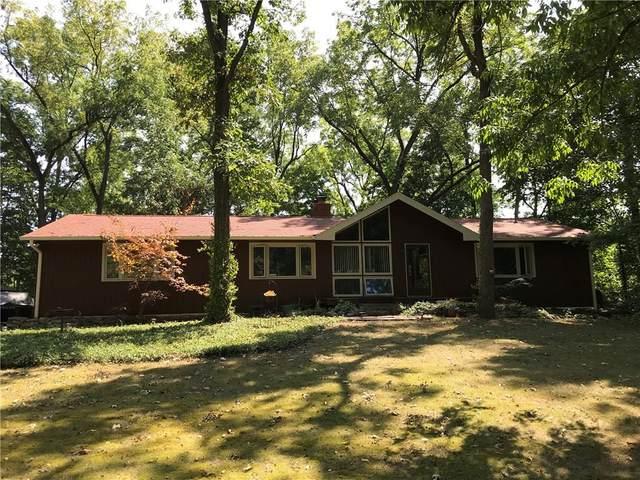 12019 Pebble Brook Lane, Carmel, IN 46033 (MLS #21738039) :: Anthony Robinson & AMR Real Estate Group LLC
