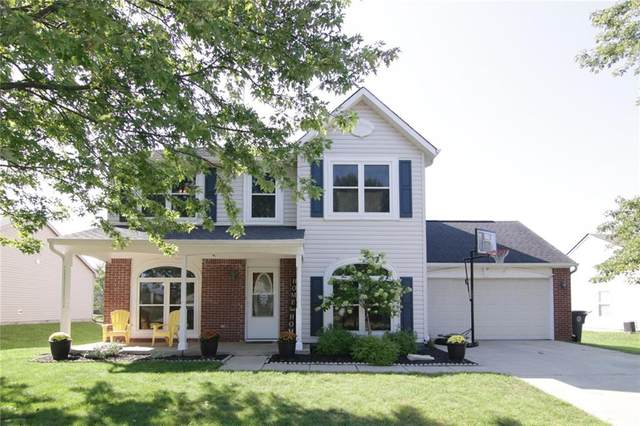 12157 Laurelwood Drive, Indianapolis, IN 46236 (MLS #21738044) :: The ORR Home Selling Team