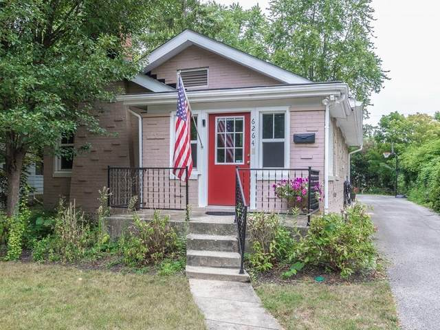6264 N Central Avenue, Indianapolis, IN 46220 (MLS #21738046) :: AR/haus Group Realty