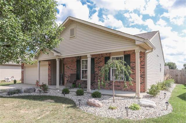 1159 Grassy Creek Circle, Franklin, IN 46131 (MLS #21738052) :: Anthony Robinson & AMR Real Estate Group LLC