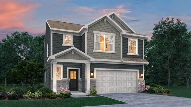 6404 Stokes Avenue, Noblesville, IN 46062 (MLS #21738056) :: Mike Price Realty Team - RE/MAX Centerstone