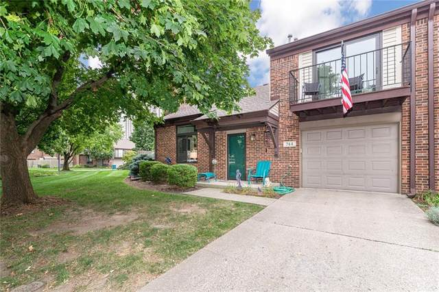 744 N New Jersey Street, Indianapolis, IN 46202 (MLS #21738062) :: Mike Price Realty Team - RE/MAX Centerstone