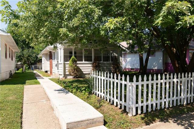 4116 Graceland Avenue, Indianapolis, IN 46208 (MLS #21738070) :: AR/haus Group Realty