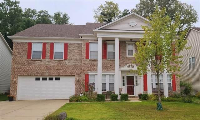 320 Legacy Boulevard, Greenwood, IN 46143 (MLS #21738074) :: Heard Real Estate Team | eXp Realty, LLC