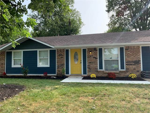 4425 N Vinewood Avenue, Indianapolis, IN 46254 (MLS #21738096) :: Mike Price Realty Team - RE/MAX Centerstone