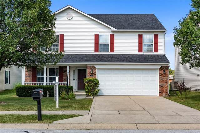 2230 Raymond Park Drive, Indianapolis, IN 46239 (MLS #21738099) :: Richwine Elite Group
