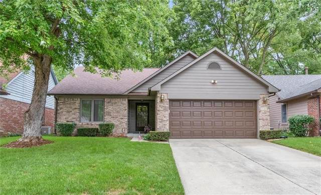 7168 Fox Orchard Court, Indianapolis, IN 46214 (MLS #21738129) :: Dean Wagner Realtors