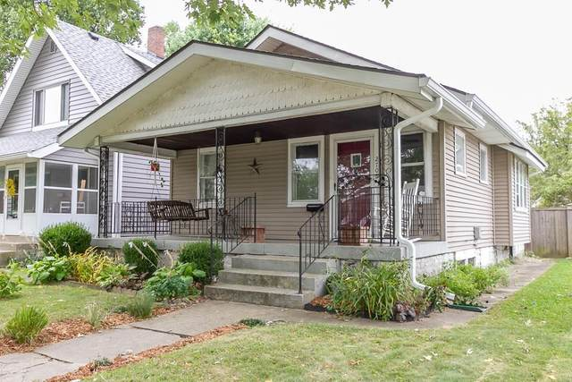 2708 Napoleon Street, Indianapolis, IN 46203 (MLS #21738131) :: Heard Real Estate Team | eXp Realty, LLC