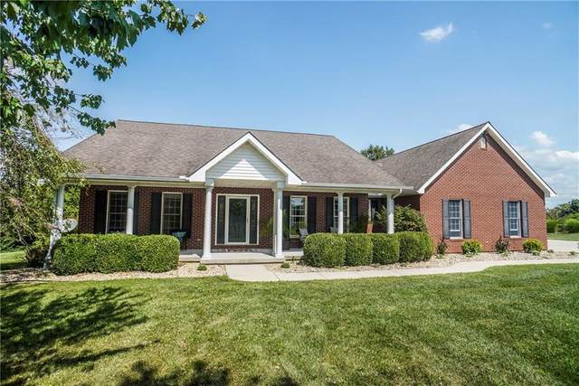 8880 New Road, Aurora, IN 47001 (MLS #21738135) :: Mike Price Realty Team - RE/MAX Centerstone