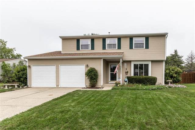 8232 Old Farm Road, Indianapolis, IN 46256 (MLS #21738136) :: The ORR Home Selling Team
