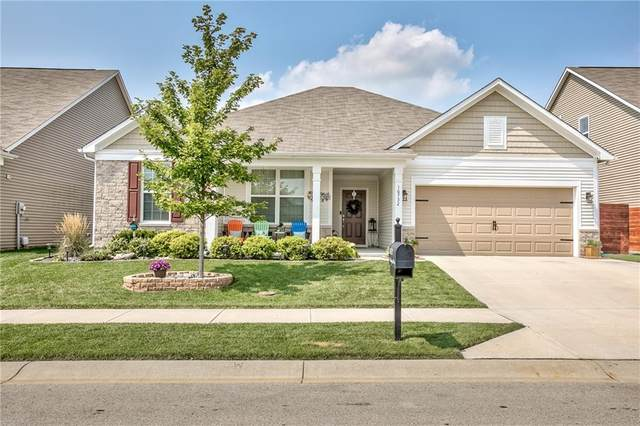 16732 Workington Way, Westfield, IN 46074 (MLS #21738147) :: The ORR Home Selling Team