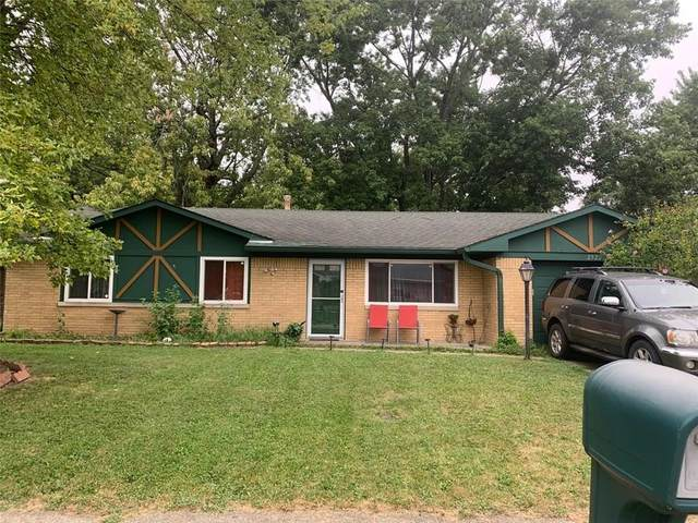 2522 Constellation Drive, Indianapolis, IN 46229 (MLS #21738149) :: The ORR Home Selling Team