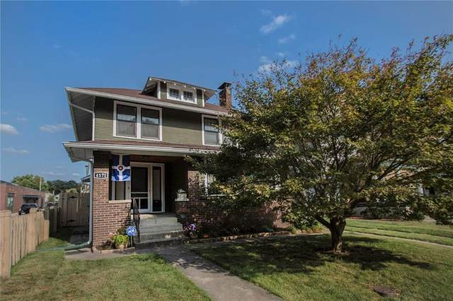 4171 Broadway Street, Indianapolis, IN 46205 (MLS #21738151) :: Dean Wagner Realtors