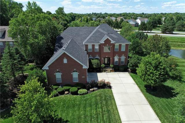 12284 Dubarry Drive, Carmel, IN 46033 (MLS #21738209) :: Mike Price Realty Team - RE/MAX Centerstone