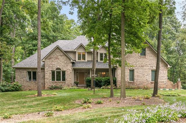 9226 Tundra Drive, Zionsville, IN 46077 (MLS #21738216) :: The Evelo Team