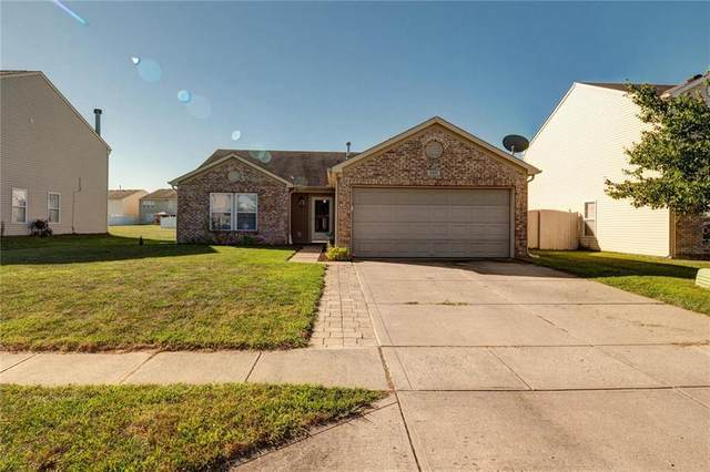 8405 Belle Union Drive, Camby, IN 46113 (MLS #21738218) :: Mike Price Realty Team - RE/MAX Centerstone