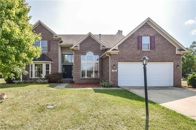 12507 Bent Oak Lane, Lawrence, IN 46236 (MLS #21738223) :: The ORR Home Selling Team