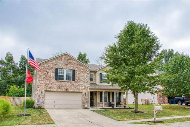 6637 Glory Maple Lane, Indianapolis, IN 46221 (MLS #21738241) :: Dean Wagner Realtors