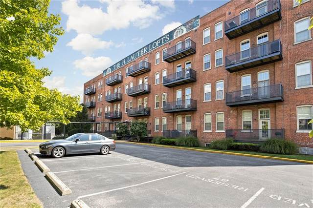 55 S Harding Street #210, Indianapolis, IN 46222 (MLS #21738251) :: The Evelo Team