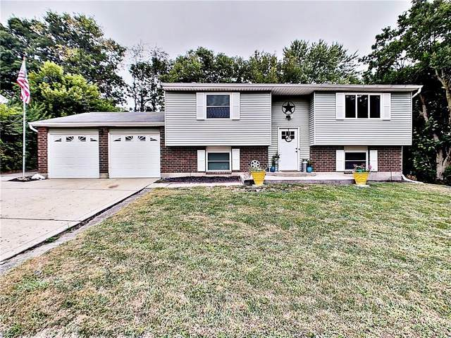 3424 Pinetop Drive, Indianapolis, IN 46227 (MLS #21738256) :: The ORR Home Selling Team