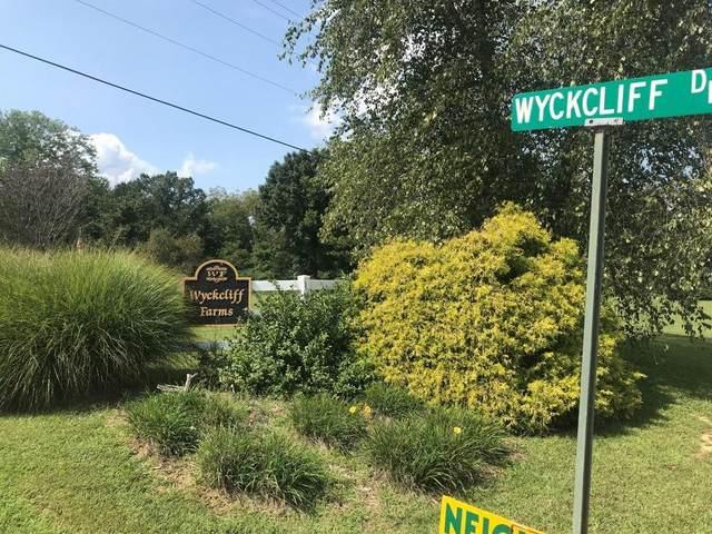 000 Wyckcliffe Drive, Charlestown, IN 47111 (MLS #21738260) :: Dean Wagner Realtors