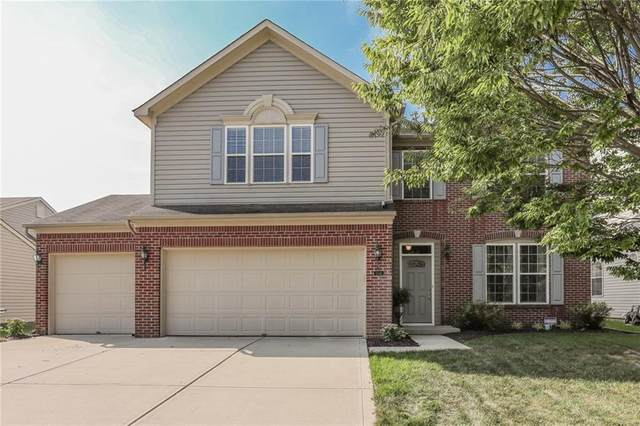 11141 Litchfield Place, Fishers, IN 46038 (MLS #21738265) :: Mike Price Realty Team - RE/MAX Centerstone