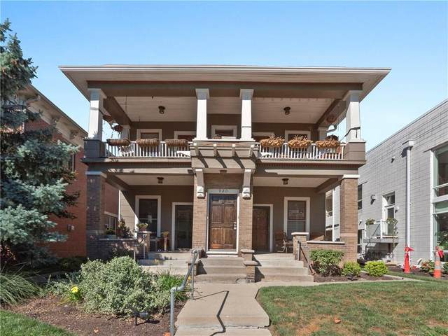 920 Broadway Street C, Indianapolis, IN 46202 (MLS #21738269) :: Heard Real Estate Team | eXp Realty, LLC