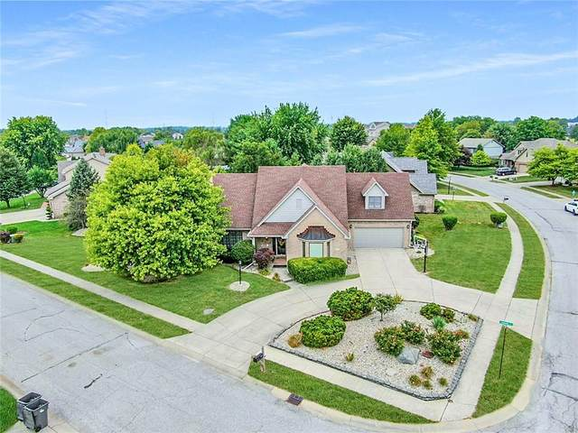 7833 Lovage Court, Indianapolis, IN 46237 (MLS #21738292) :: David Brenton's Team