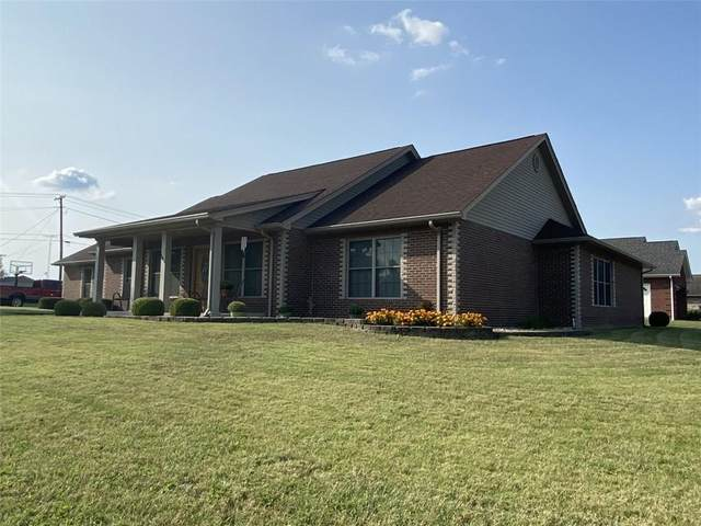 185 E Cummings Street, Brownstown, IN 47220 (MLS #21738294) :: Mike Price Realty Team - RE/MAX Centerstone