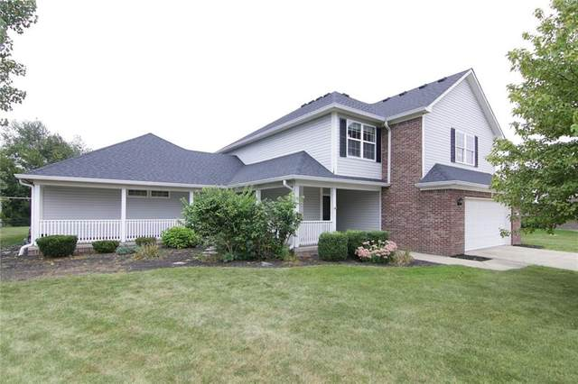 8093 N Mount Vernon Way, Fortville, IN 46040 (MLS #21738295) :: Mike Price Realty Team - RE/MAX Centerstone