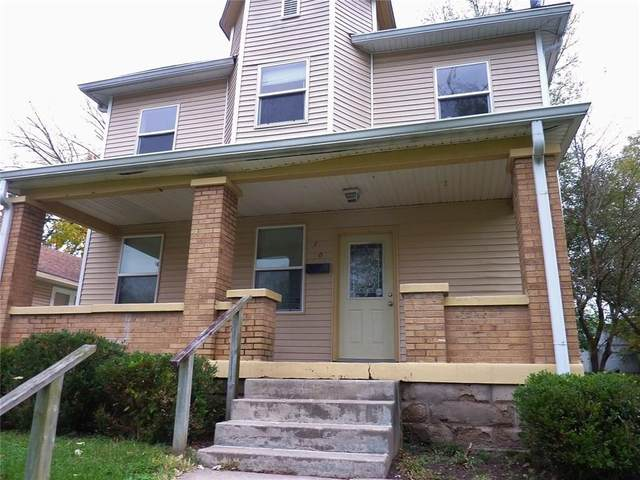 120 S Spencer Avenue, Indianapolis, IN 46219 (MLS #21738300) :: Anthony Robinson & AMR Real Estate Group LLC
