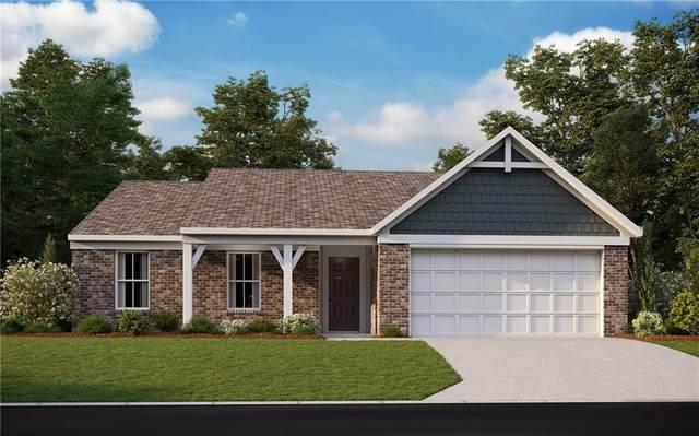 669 Van Buren Street, Greenfield, IN 46140 (MLS #21738301) :: Anthony Robinson & AMR Real Estate Group LLC