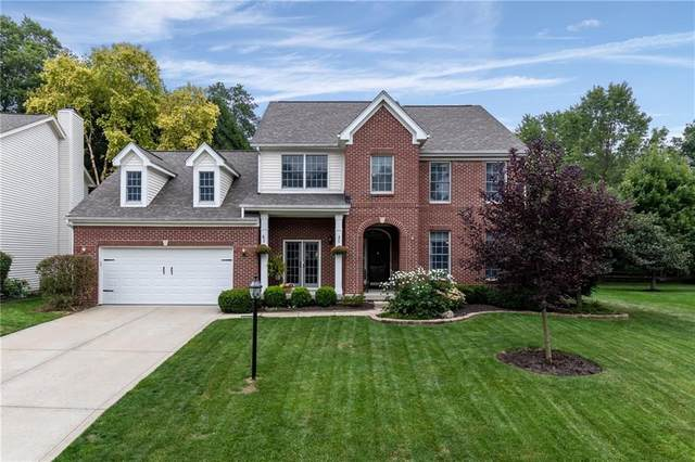 12227 Top Rock Court, Fishers, IN 46037 (MLS #21738319) :: Mike Price Realty Team - RE/MAX Centerstone