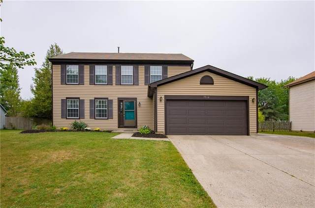 7516 Crickwood Lane, Indianapolis, IN 46268 (MLS #21738355) :: Mike Price Realty Team - RE/MAX Centerstone